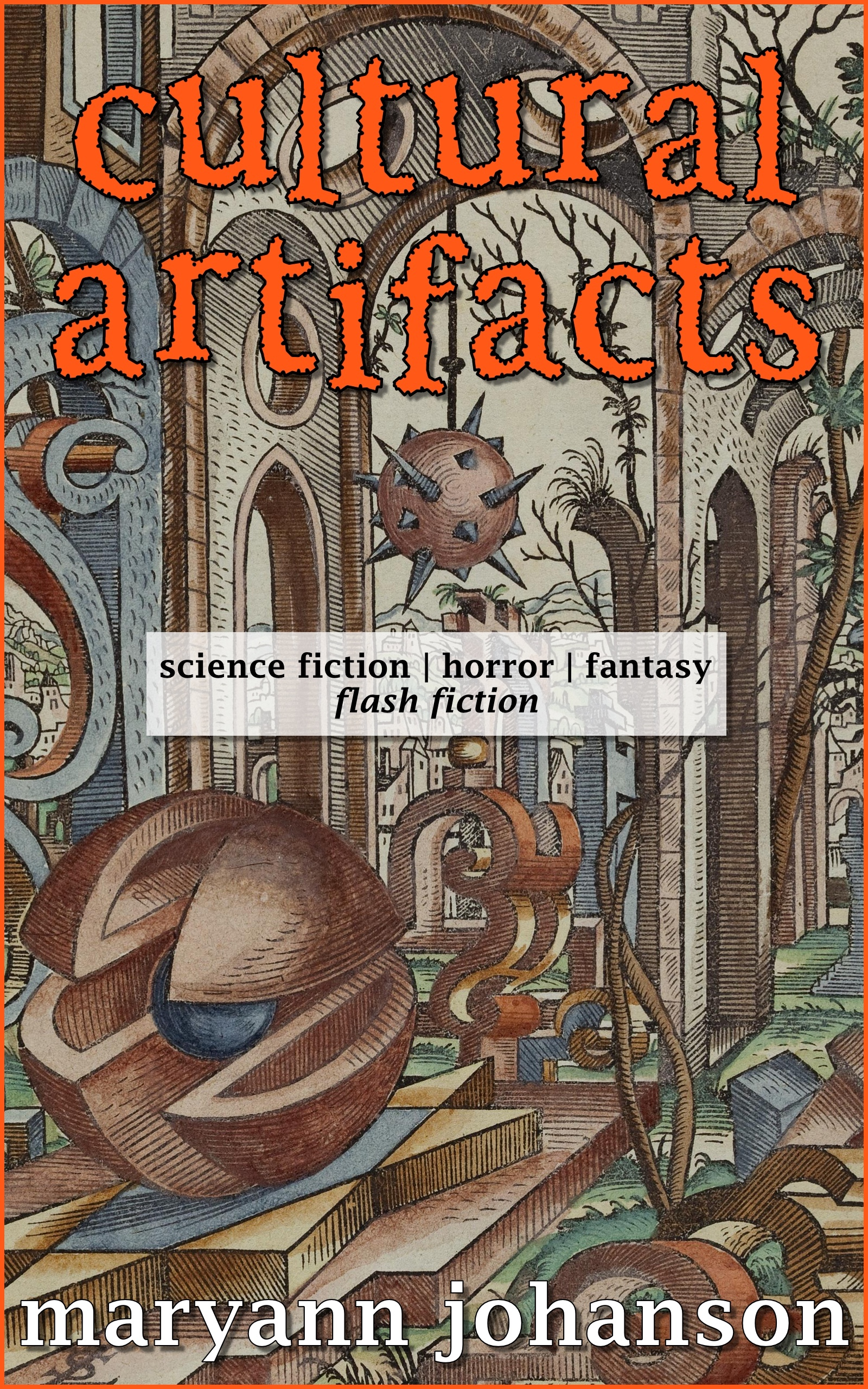 Cultural Artifacts cover