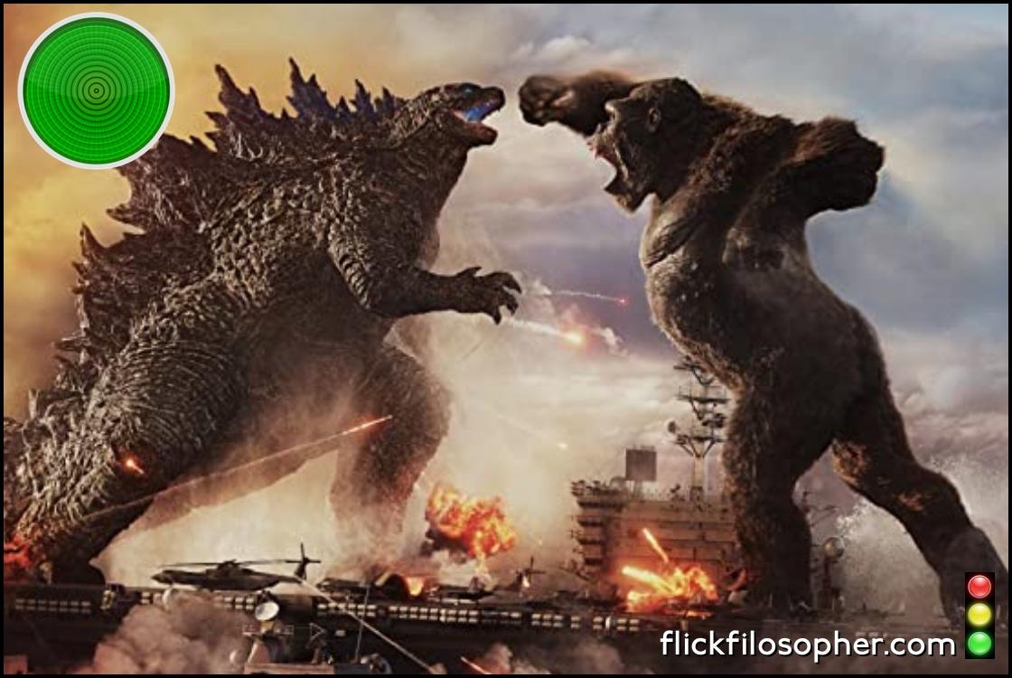 Godzilla vs. Kong green light
