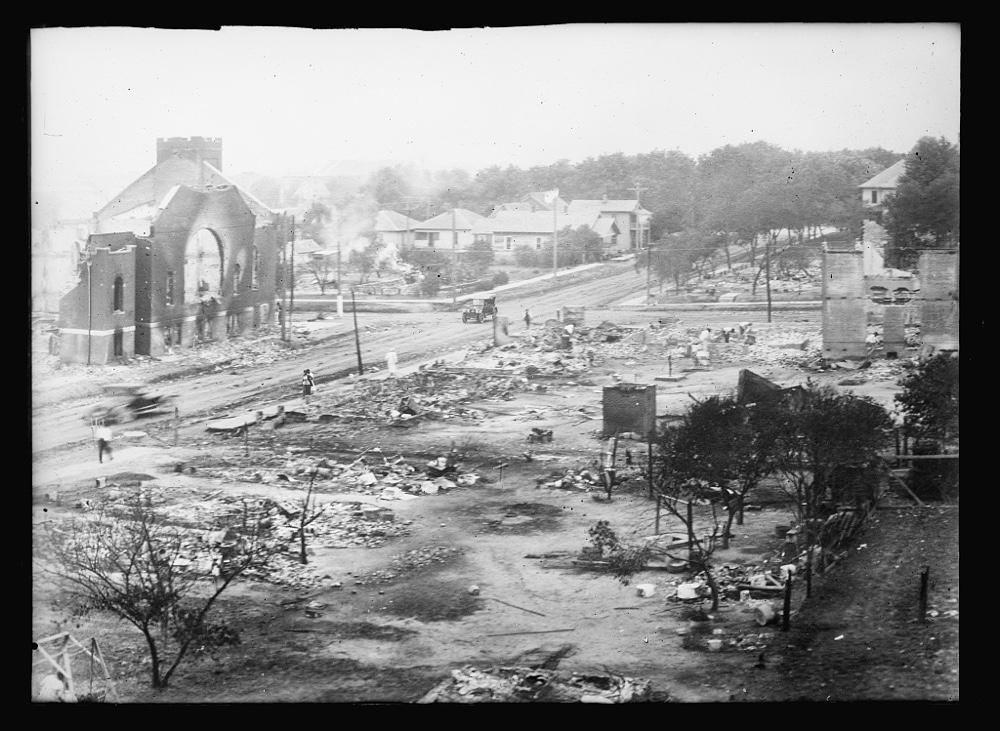 Rise Again: Tulsa and the Rd