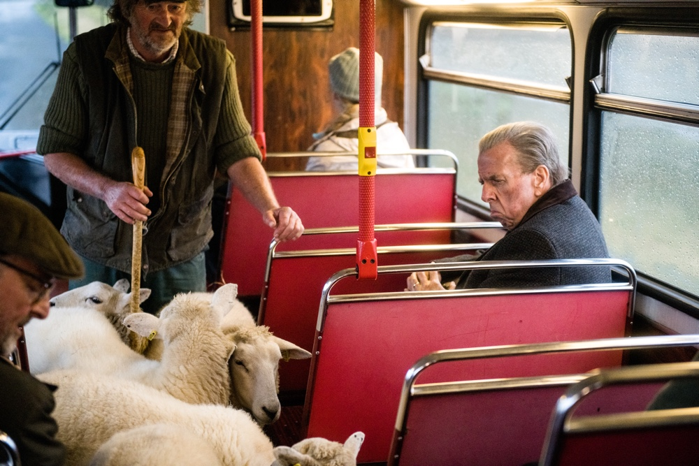 The Last Bus Timothy Spall