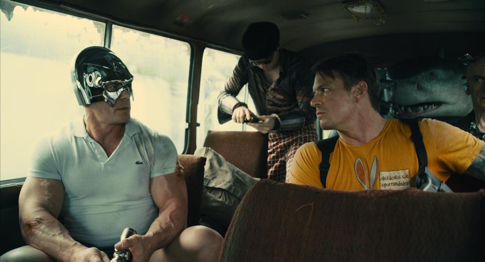 The Suicide Squad John Cena Joel Kinnaman