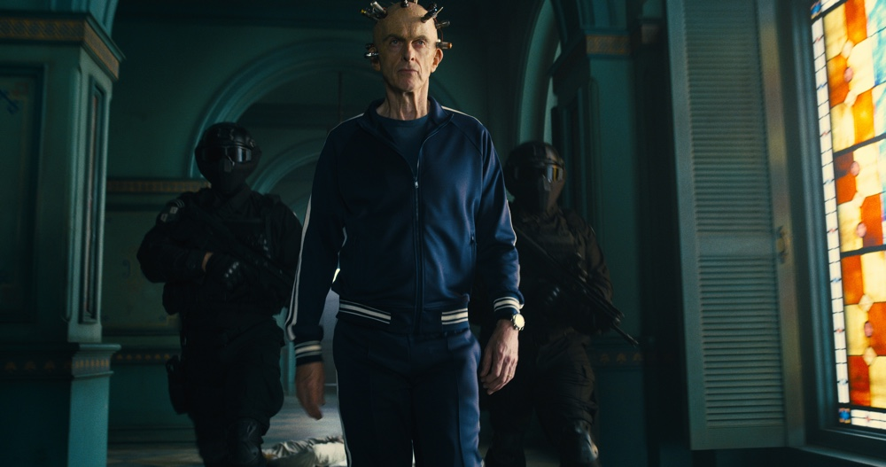 The Suicide Squad Peter Capaldi